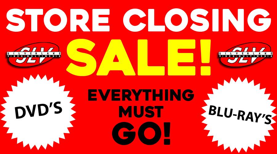 Silver Lake Video Closing Sale
